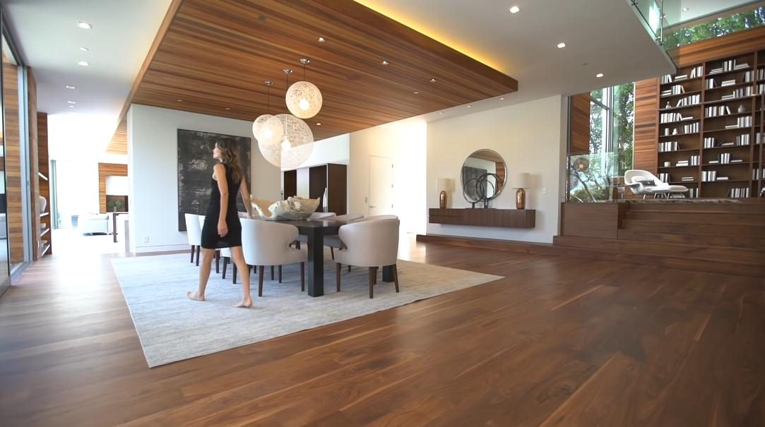 46 Interior Design Photos vs. 1143 Ravoli Dr, Pacific Palisades, CA Ultra Luxury Mansion Tour