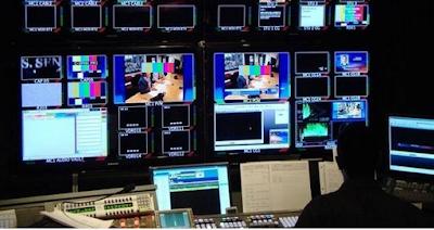 Απολύμανση σε τηλεοπτικό σταθμό για κορωνοϊό
