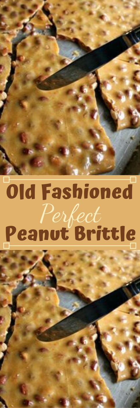 MOM'S BEST PEANUT BRITTLE RECIPE #desserts #cakes #peanut #pumpkin #bars