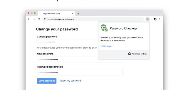 Google's Launches Chrome Extension For Password Checkup