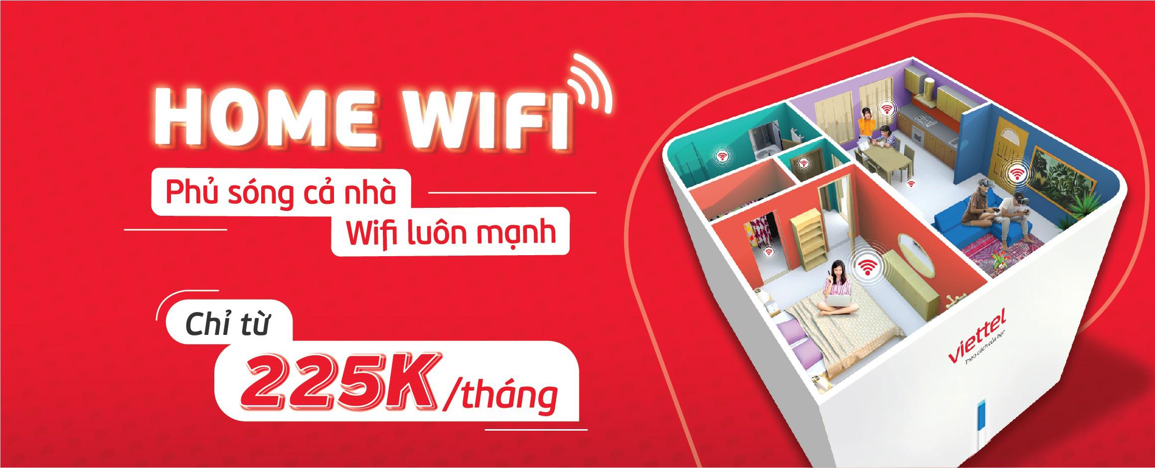 Lắp mạng Wifi Viettel tại Trà Cú