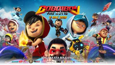 BoBoiBoy The Movie (2016) Hindi + Eng + Telugu + Tamil Movies Download