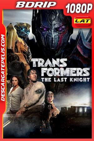 Transformers: El Ultimo Caballero (2017) 1080P BDRIP Latino – Ingles