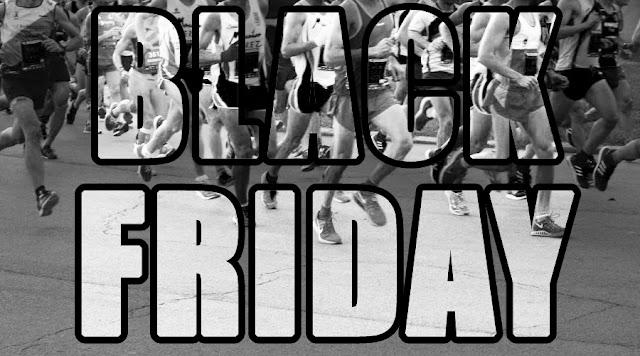 Black Friday para los Runners