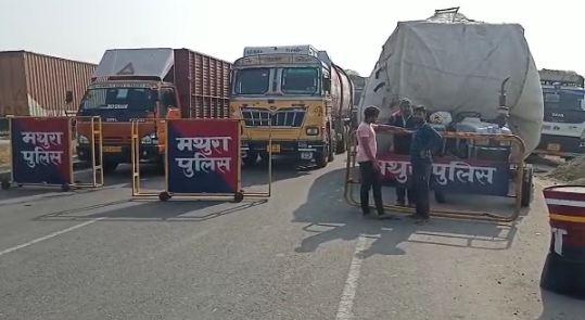 दिल्ली-आगरा राष्ट्रीय राजमार्ग पर यात्रा करने वाले यात्री हो जाएं सावधान