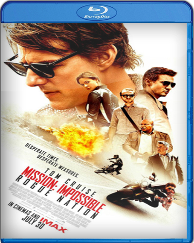 Mission: Impossible – Rogue Nation [BD25] [2015] [Latino]