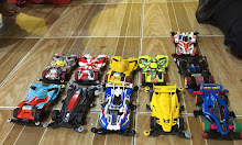 Komunitas Sekadau Mini 4WD gelar Even Balapan Tamiya, Inilah Sang Juaranya!