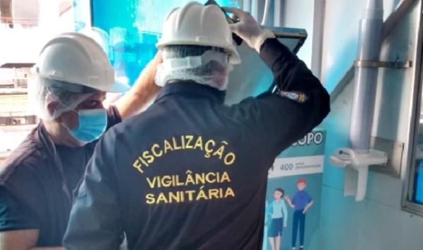 SANTARÉM: Vigilância Sanitária faz mutirão; São 165 estabelecimentos notificados