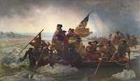 Washington Crossing the Delaware is a war painting by Emanuel Leutze created in 1851.