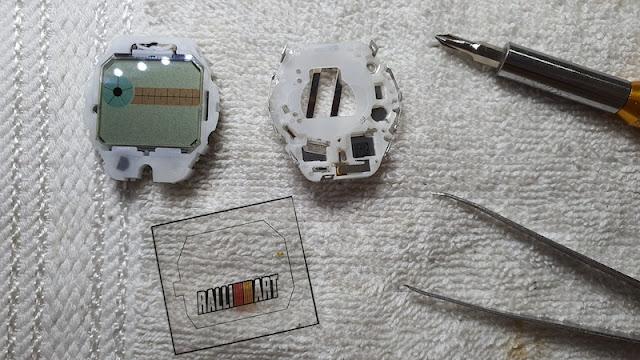 Kastem GShock DW003 Jadi G7900 Mat Motor