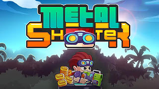 Metal shooter: Run and gun Apk v1.1 Mod Unlimited Money/Gold Terbaru
