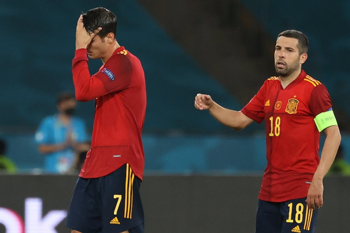Spain need maximum points to qualify for the knockout stages