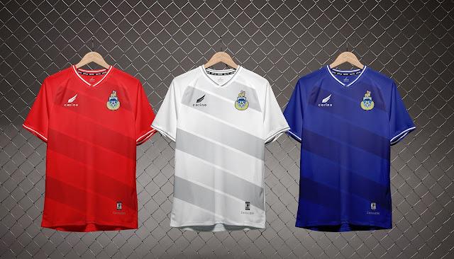 jersi Sabah FA