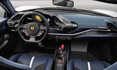 Ferrari 488 Pista Spider Review