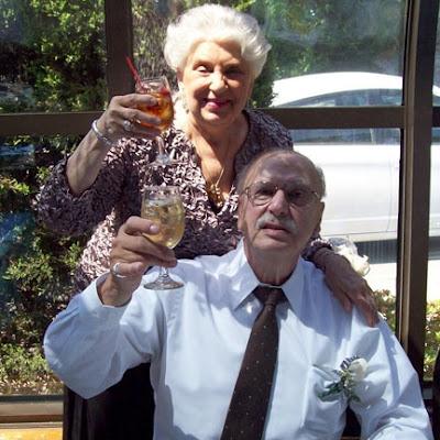 my cousin Mary Ann Valentinetti and Vito Valentinetti