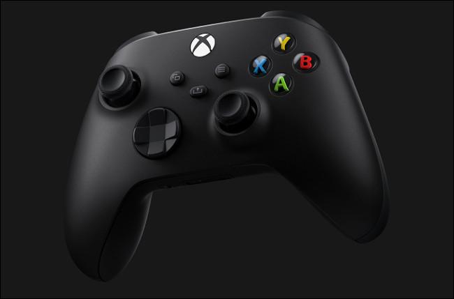 جهاز تحكم Xbox Series X.