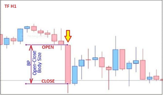 Memahami grafik forex