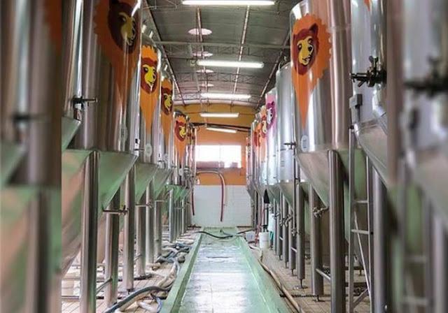 Ambev para parte da produção de cerveja para doar oxigênio a hospitais em SP