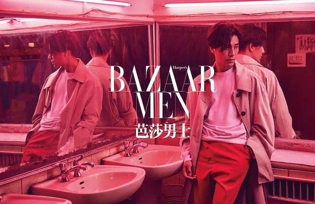 Chen Kun,, Chen Kun Harpers Bazaar Men, Chen Kun Harpers Bazaar, Chen Kun 2017, 陈坤
