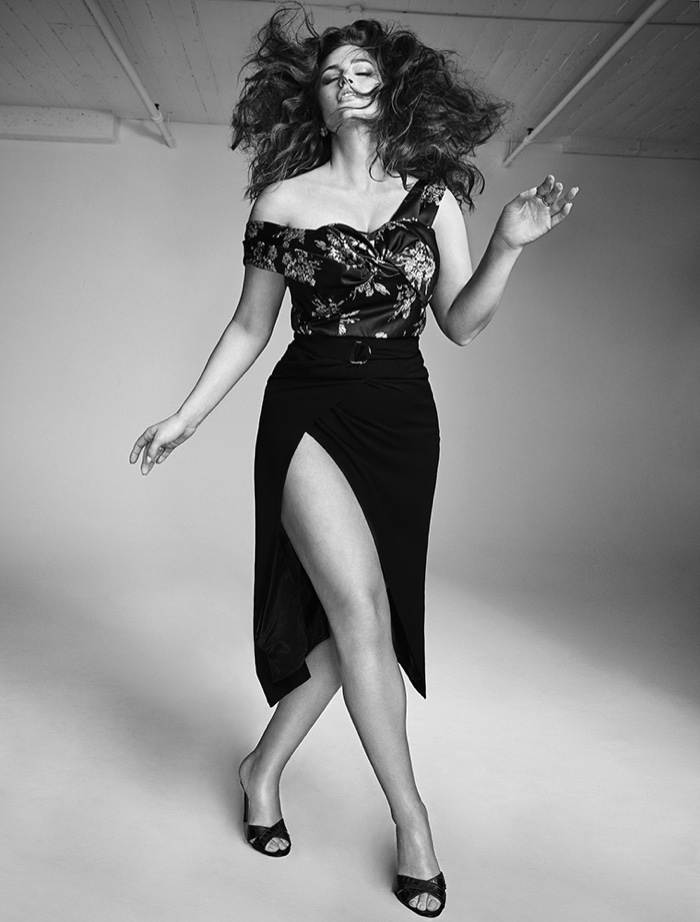 Luxe Daily: Where to Shop: Ashley Graham for Harper\u0026#39;s ...