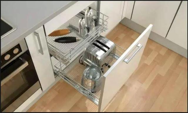 Ngành phụ kiện tủ bếp hcm phát triển mạnh mẽ như thế nào?