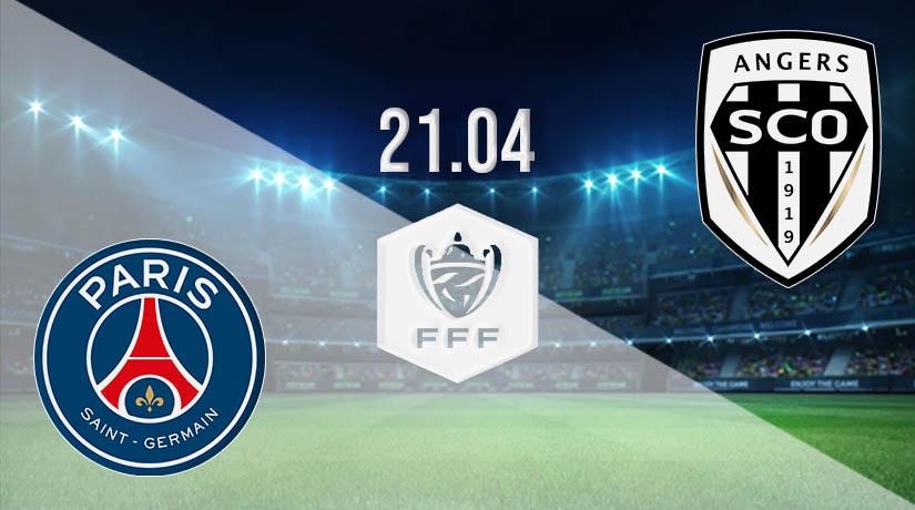 بث مباشر مباراة باريس سان جيرمان وانجية