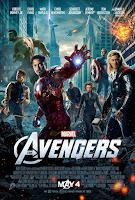 Los Vengadores (The Avengers) Pelicula Poster