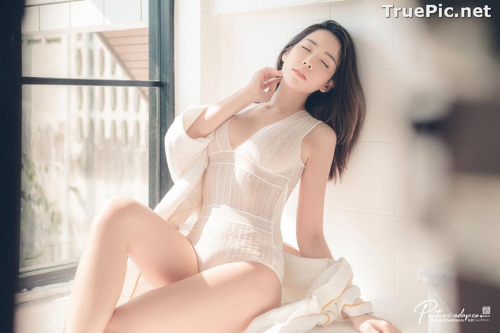Image Thailand Model - Soraya Suttawas - Monikini Bath Light - TruePic.net - Picture-4