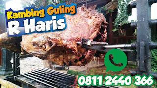 Kambing Guling di Cihampelas Bandung Barat, kambing guling di cihampelas, kambing guling cihampelas, kambing guling
