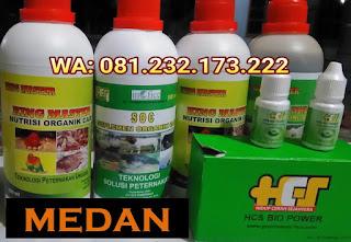 Jual SOC HCS, KINGMASTER, BIOPOWER Siap Kirim Medan