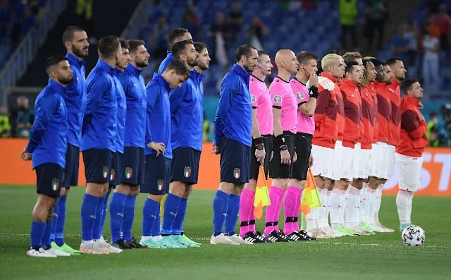 Euro 2020: Βόμβα έξω από το Ολίμπικο πριν το Ιταλία – Ελβετία