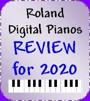 Roland Digital Pianos - HP702, HP704, LX705, LX706, LX708, GP607, GP609