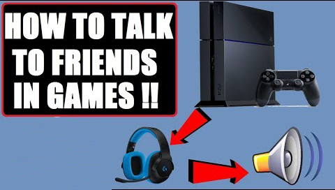 How to talk in multiplayer games