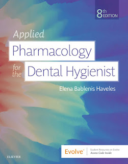 Applied Pharmacology for the Dental Hygienist 8th Edition