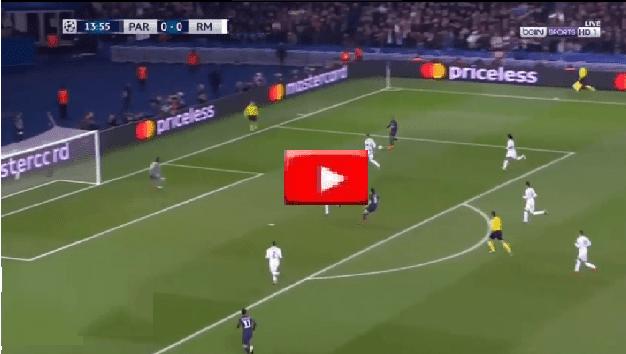 مشاهدة مبارة ريال مدريد وباريس سان جيرمان بدوري الابطال بث مباشر