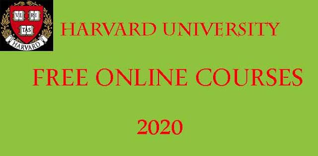 كورسات جامعة هارفارد