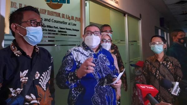 Razman Bersyukur Cabut dari Kubu Moeldoko: Untung Nggak Kejebak Lumpur!