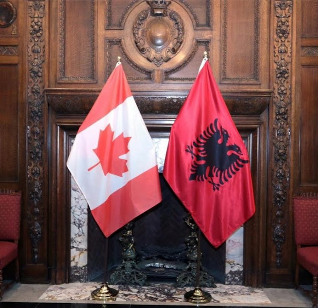 Albania-Canada Pensions , the Albanian parliament approved the agreement