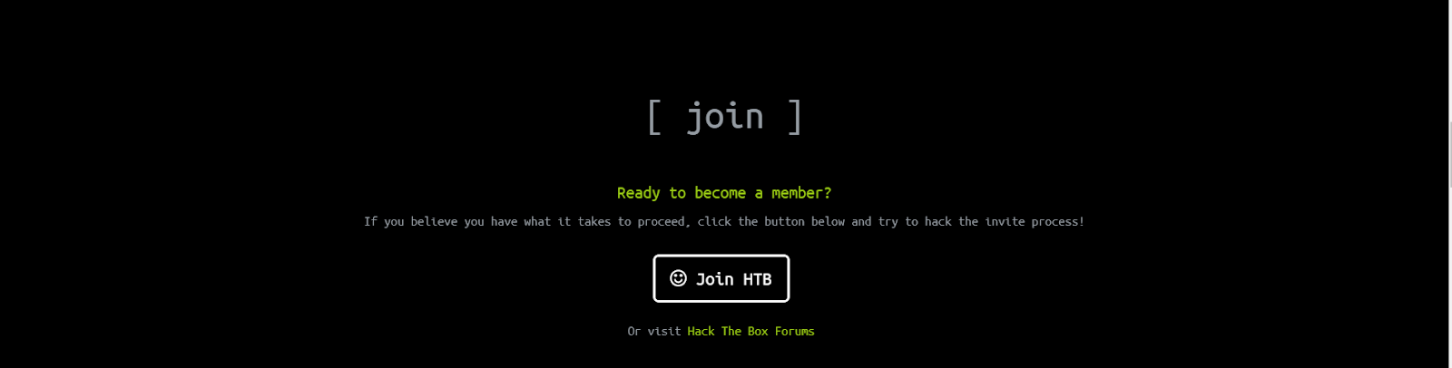 Hack The Box - How to hack in to the game