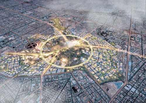 KING SALMAN PARK IN RIYADH WILL BE BIGGEST PARK IN THE WORLD