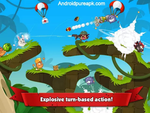 Wormix Apk Download