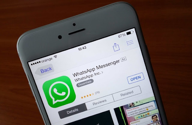 تطبيق-WhatsApp-الواتس-اب-يدعم-ارسال-الرسائل-للايفون-بدون-انترنات