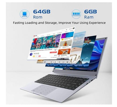 Winnovo WinBook N140 14-Inch Windows-10 Laptop
