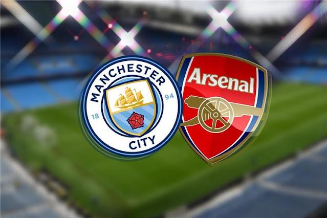 مشاهدة مباراة أرسنال ومانشستر سيتي اليوم بث مباشر