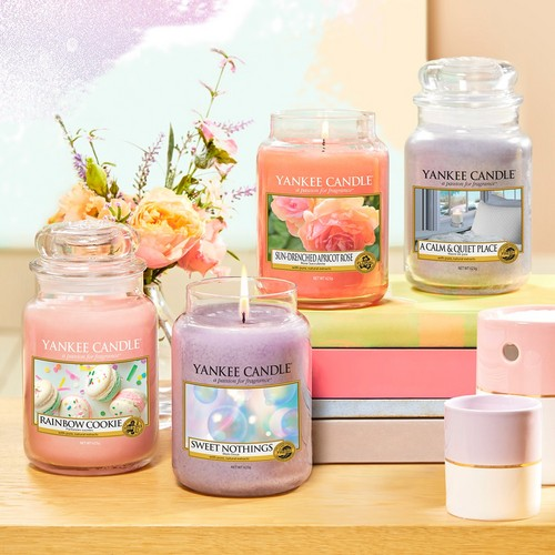 yankee candle spring 2018