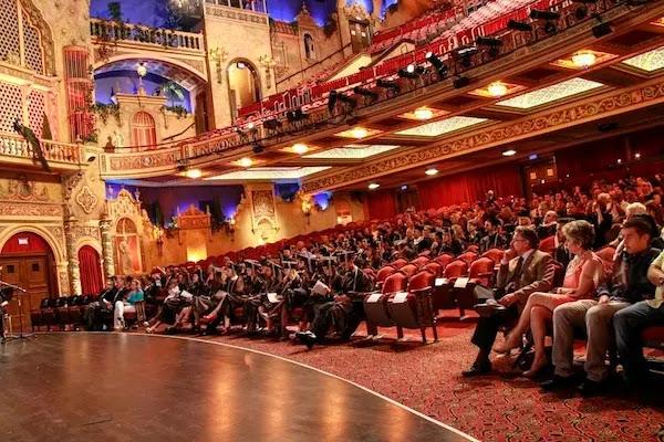 New World School of the Arts Dance Theater Miami (Florida), USA