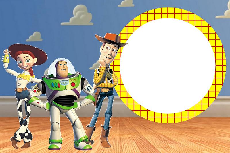 Tarjetas De Cumpleaños De Toy Story Imagui