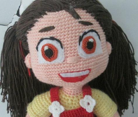 Niloya Amigurumi Free Pattern Doll Oyuncak Bebek : ?rg? oyuncak arkada?lar?m: B?T?N AM?GURUM?LER?M