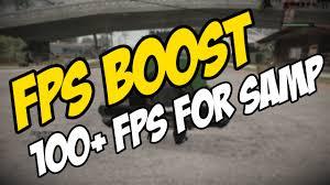 FPS Unlocker samp ~ Kewvin027