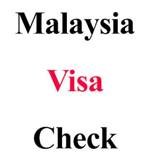 Malaysia Visa Check Calling